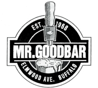 Mr. Goodbar Retina Logo